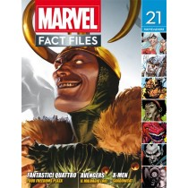 MARVEL FACT FILES n.12