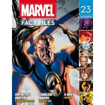 MARVEL FACT FILES n.13