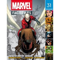 MARVEL FACT FILES n.17