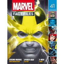 MARVEL FACT FILES n.22