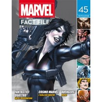 MARVEL FACT FILES n.24