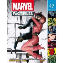 MARVEL FACT FILES n.25