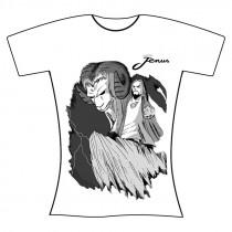 T-shirt bianca donna M...