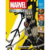 MARVEL FACT FILES n.27