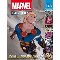 MARVEL FACT FILES n.28