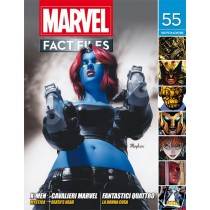 MARVEL FACT FILES n.29