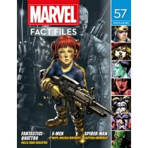 MARVEL FACT FILES n.30