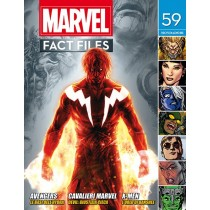 MARVEL FACT FILES n.31