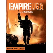 Empire USA vol.4:  La lama...