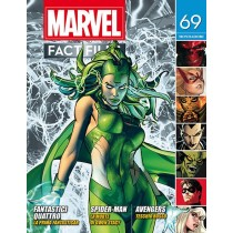 MARVEL FACT FILES n.36