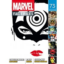 MARVEL FACT FILES n.38