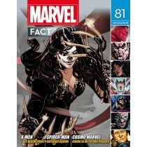 MARVEL FACT FILES n.42