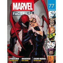 MARVEL FACT FILES n.40