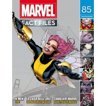 MARVEL FACT FILES n.44