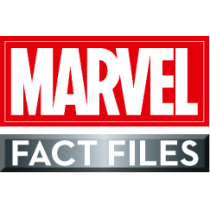 MARVEL FACT FILES n.50