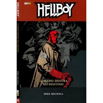 Hellboy vol.04: La mano...