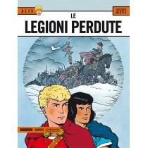 Alix vol.04: Le legioni...