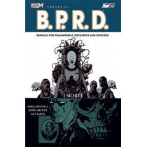 B.P.R.D. vol.04: I morti