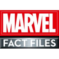 MARVEL FACT FILES n.66