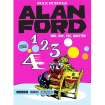 Alan Ford Supercolor vol.14